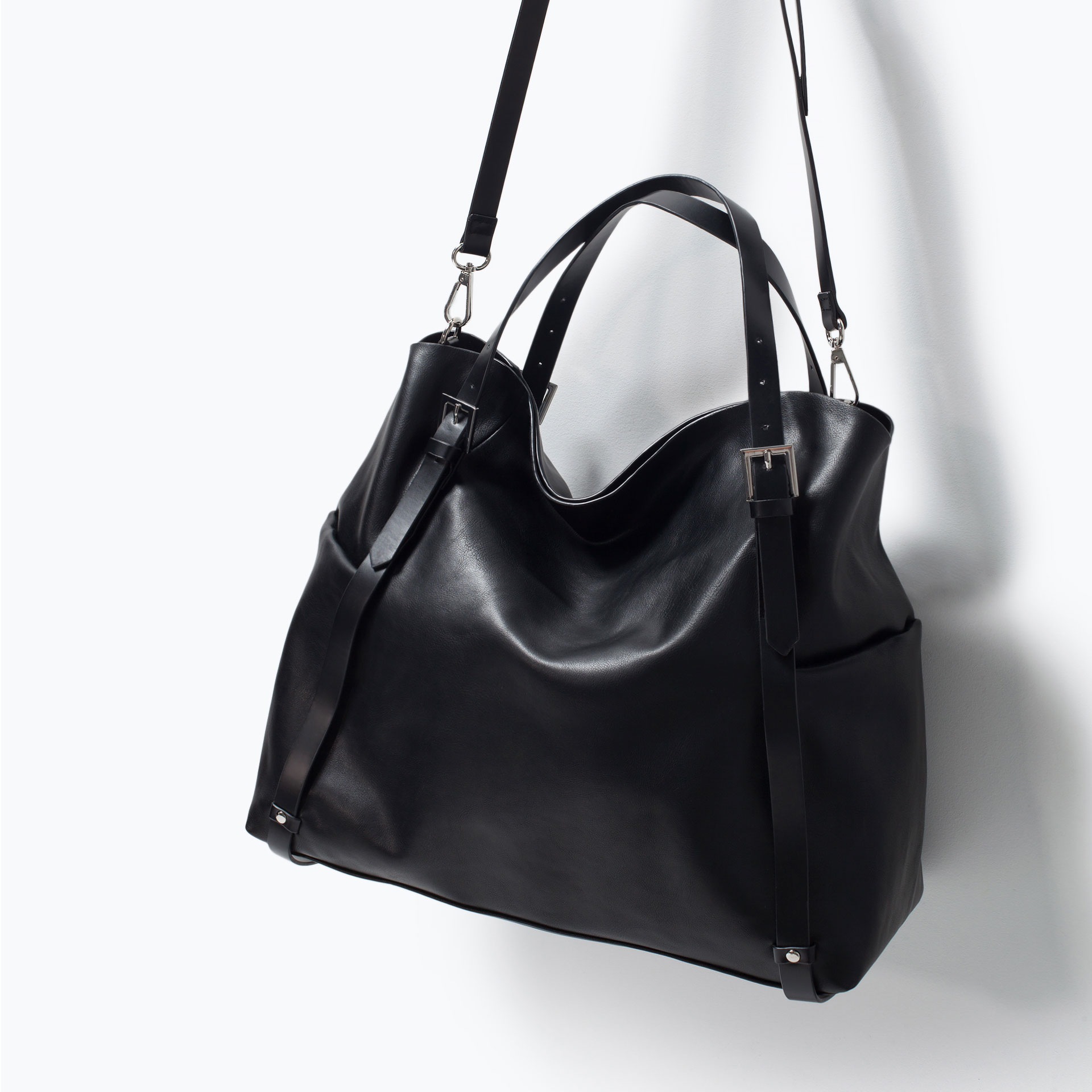 Shopper Bag Zara Zara Soft Shopper Bag £29.99