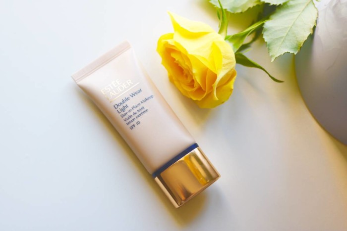 Estee Lauder Double Wear Light Review - Vikky Anna